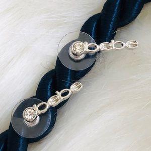BUNDLES🎉 👗5/$25 Bebe spellout stud earrings